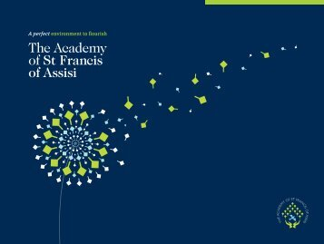 Academy Brochure - The Academy of St Francis of Assisi