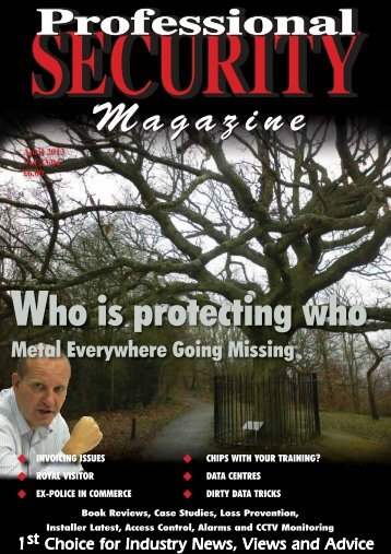 Magazine Who is protecting who