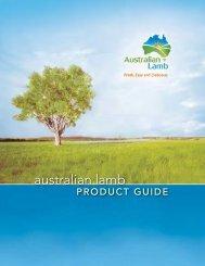 australian lamb - Australian Meat & Livestock