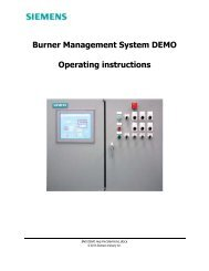 BMS Demo Help File - Siemens Industry, Inc.
