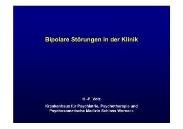Bipolar I Störung - Nervenstark