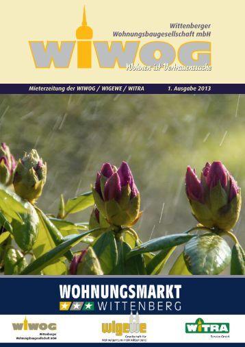 Mieterzeitung Juli 2013 - WiWog