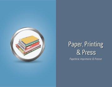Printing - Enterprise Mauritius