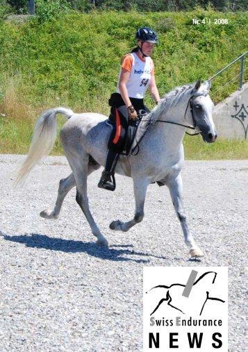 Nr. 4   2008 - bei swissendurance.ch!