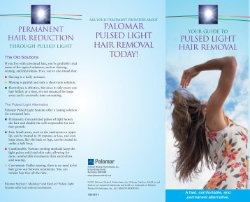 palomar pulsed light hair removal today. Black Bedroom Furniture Sets. Home Design Ideas