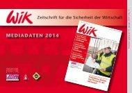 Mediadaten 2014 (pdf) - WIK