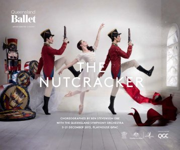 THE NUTCRACKER - Queensland Ballet