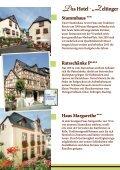 Preise & Pauschalen - Zeltinger Hof - Seite 4