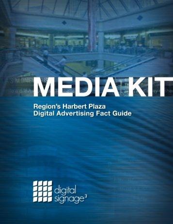 Region's Harbert Plaza (link to printable PDF ... - Digital Signage3