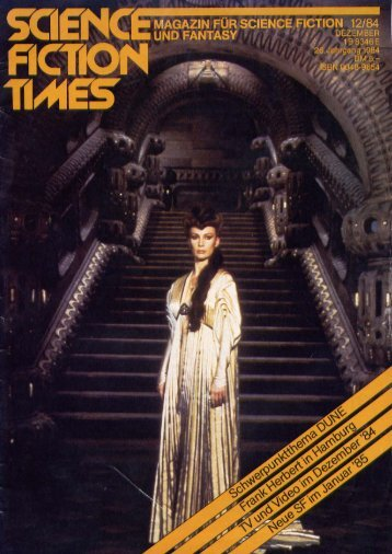 SFT 12/84 - Science Fiction Times