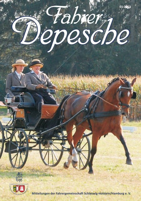 Fahrer Depesche 01-2013.pdf - Fahrergemeinschaft SH/ HH