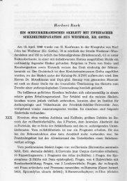 Herbert Bach EIN SCHNURKERAMISCHES SKELETT MIT ...