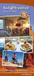 Bed Breakfast - Bed and Breakfast Inns of Utah