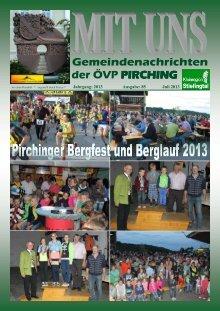 Gemeinde Pirching - Home
