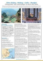 China: Beijing – Wudang – Guilin – Shanghai Höhepunkte und - SKR