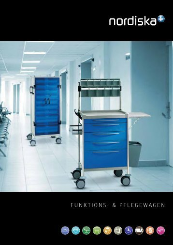 FUNKTIONS- & PFLEGEWAGEN Modulwagen ... - Nordiska