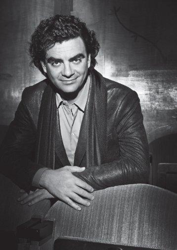 Rolando Villazón, tenor - Palau de la Música Catalana