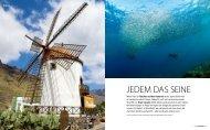 JEDEM DAS SEiNE - Extra Divers Gran Canaria