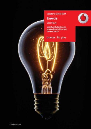 Enexis - Vodafone