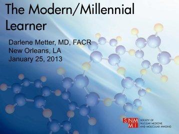 The Modern-Millennial Learner - Darlene Metter.pdf