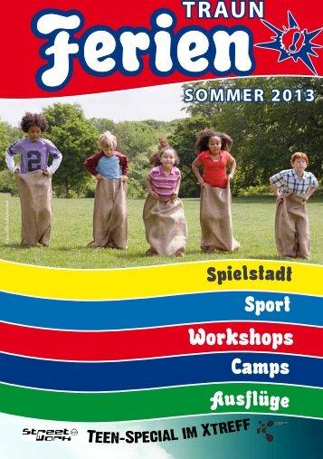 Sommerprogramm - verein isi