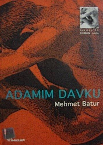 D E C C A L  B İ Z İ K I L I Ç T A N   G E Ç İ R - Mehmet Batur