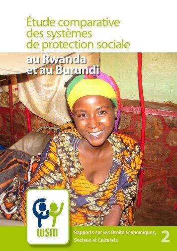 Étude comparative des systèmes de protection sociale au Rwanda ...