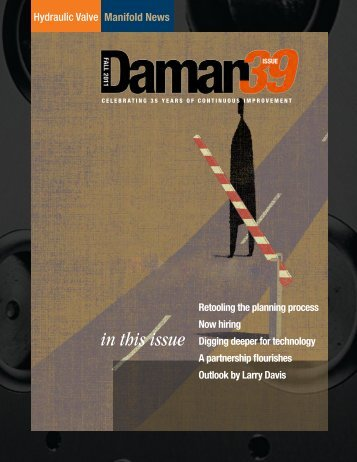 Download Issue 39 - Daman Products Company