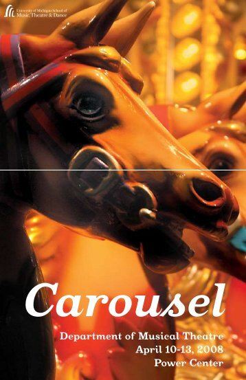 Carousel - University of Michigan School of Music