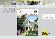 Althaus modernisieren 2014 - Fachschriften-Verlag