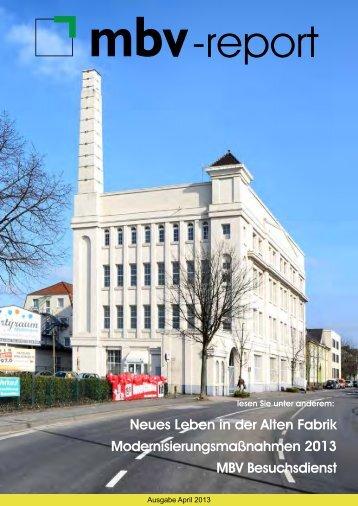 PDF jetzt downloaden - Mettmanner Bauverein