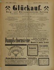 Berg- und Hüttenmännische Zeitung
