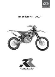 RR Enduro 4T - 2007 - Betamotor