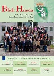 Blick Hinein - BH Hartberg-Fürstenfeld - Land Steiermark
