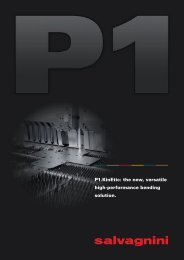 P1.KinEtic: the new, versatile high-performance ... - Sp-Tech, s.r.o.