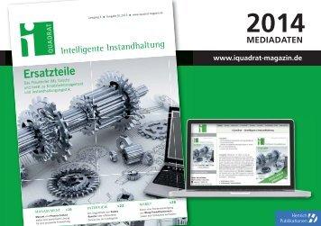 Mediadaten - Henrich Publikationen
