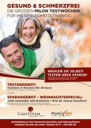geSund & SchmerzfreI - Hannover - carpe-diem.info