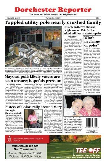 July 18 - Dorchester Reporter