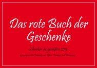 Tolle Geschenkideen - Vino della casa