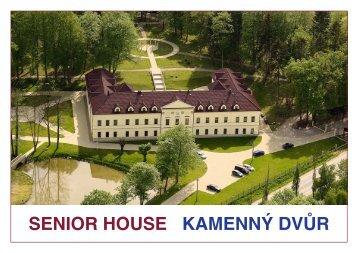 SENIOR HOUSE kamenný dvůr - Polnische Haushaltshilfe