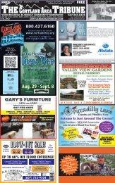 August 22 – September 4, 2012 - The Cortland Area Tribune