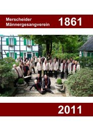 Download - beim Merscheider Männergesangverein 1861 eV