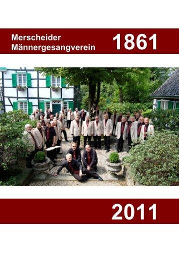 Download - beim Merscheider Männergesangverein 1861 eV