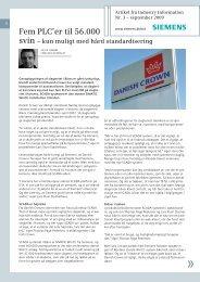 INDinfo_september09 Artikler:INDinfo_september09 Artikler - Siemens