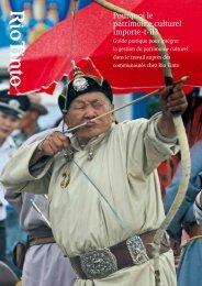 Pourquoi le patrimoine culturel importe-t-il? - Rio Tinto