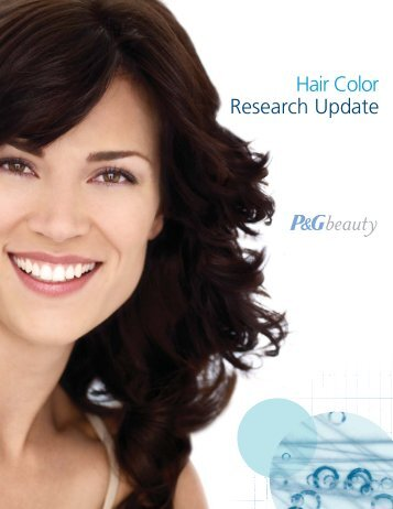 Hair Color Research Update - P&G Beauty & Grooming