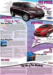 Toyota Yaris Toyota Kluger - PCYC
