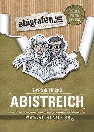Abistreich – Organisation & Ideen zur Umsetzung - abigrafen.de