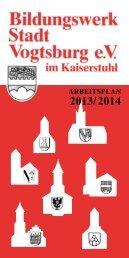 Veranstaltungsprogramm - Vogtsburg im Kaiserstuhl