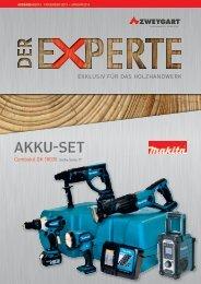 Der Experte - Holzhandwerk - Zweygart
